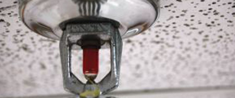 Fire Sprinkler Corrosion Prevention