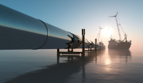 pipeline and vessel purging nitrogen generators