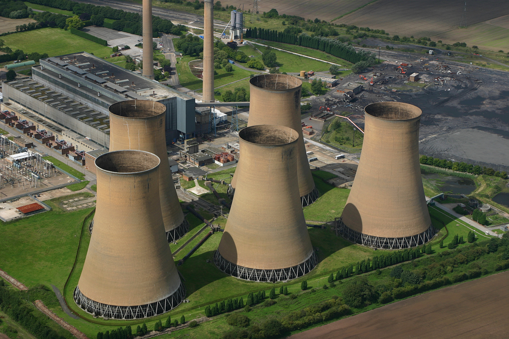 power stations nitrogen generators
