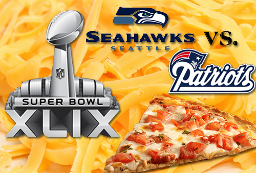 Pizza, Cheese and The Super Bowl