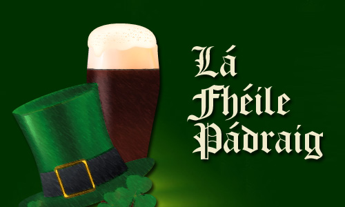 Keep Beer Drinkers Happy on St. Patrick's Day!