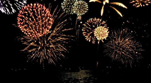 Fireworks – A 4th of July Favourite