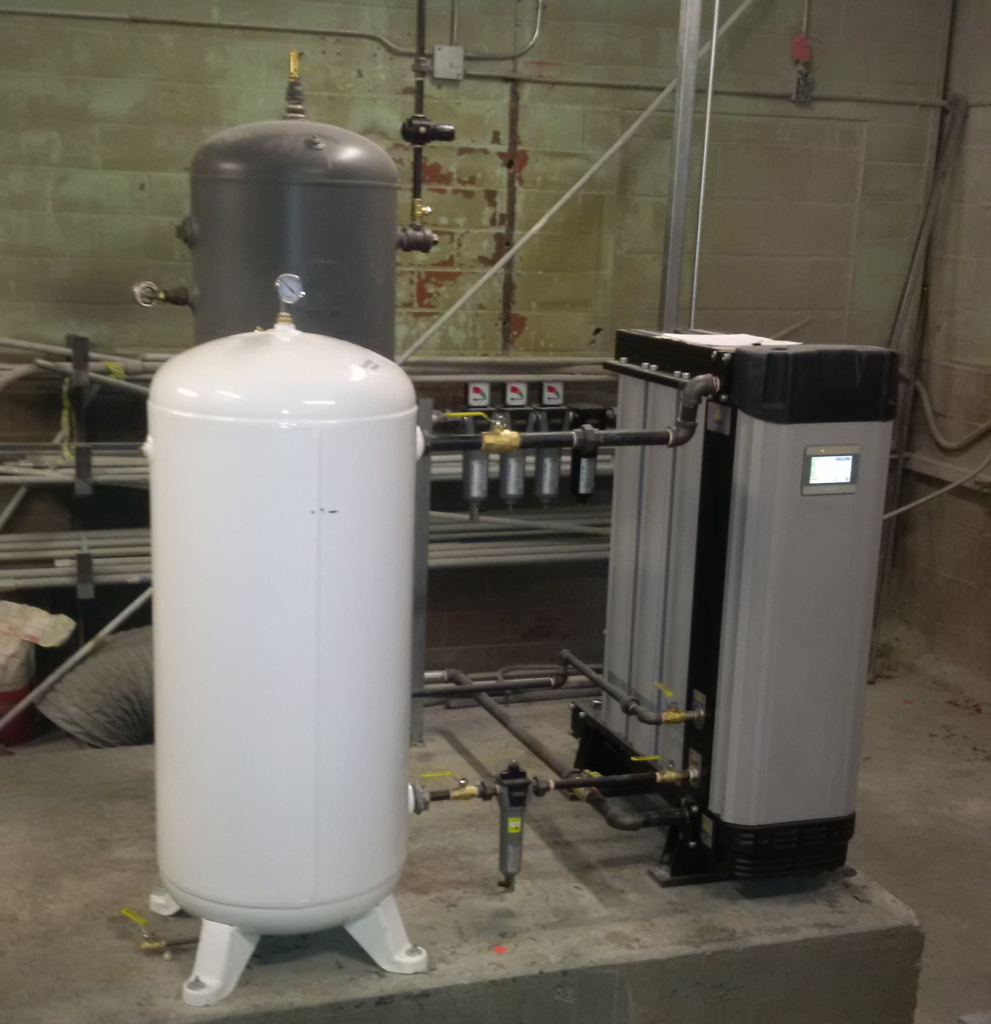 CGT Install Photo High Purity Modular PSA Nitrogen Generator