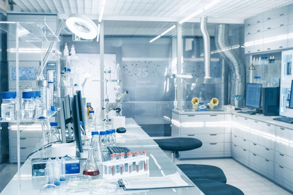 nitrogen generators laboratory environment