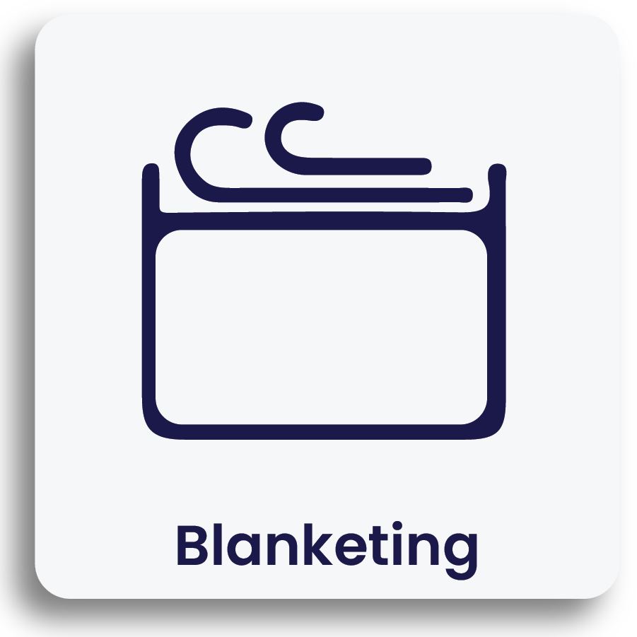 Blanketing - Compressed Gas Technologies