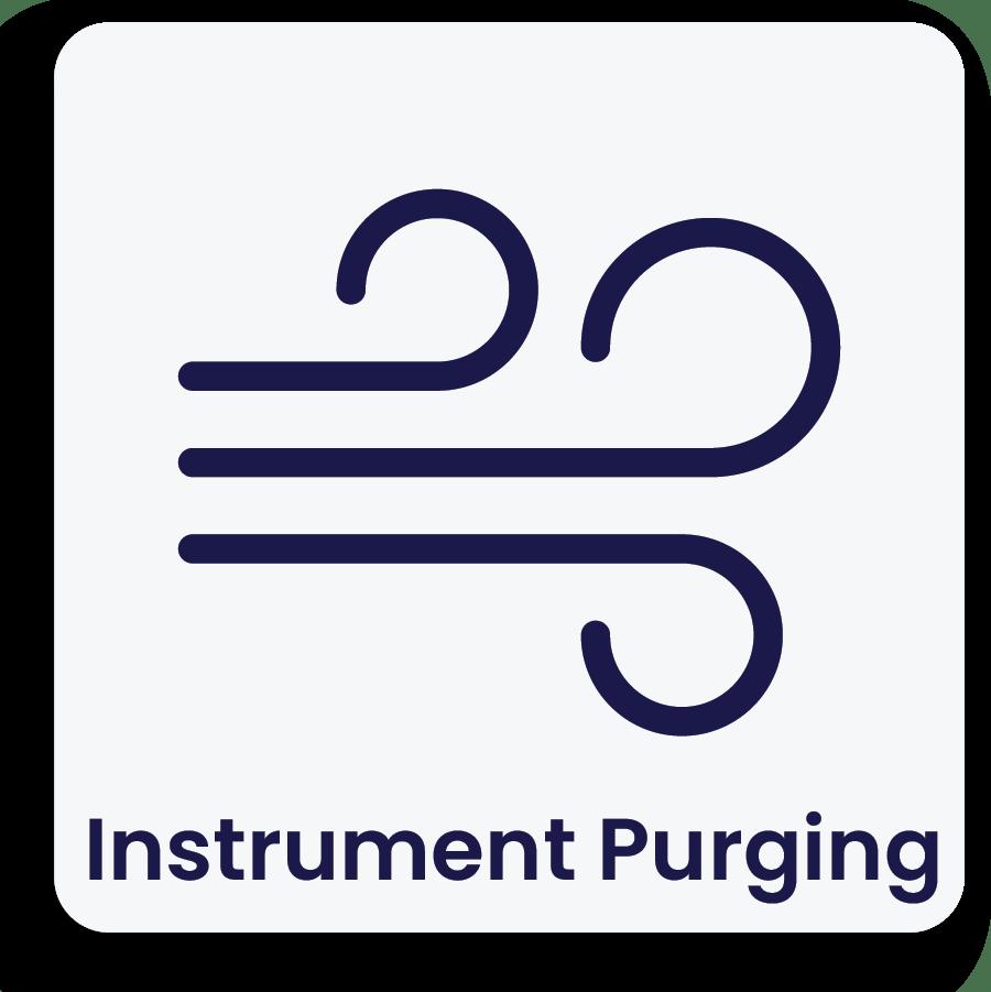 Instrument Purging