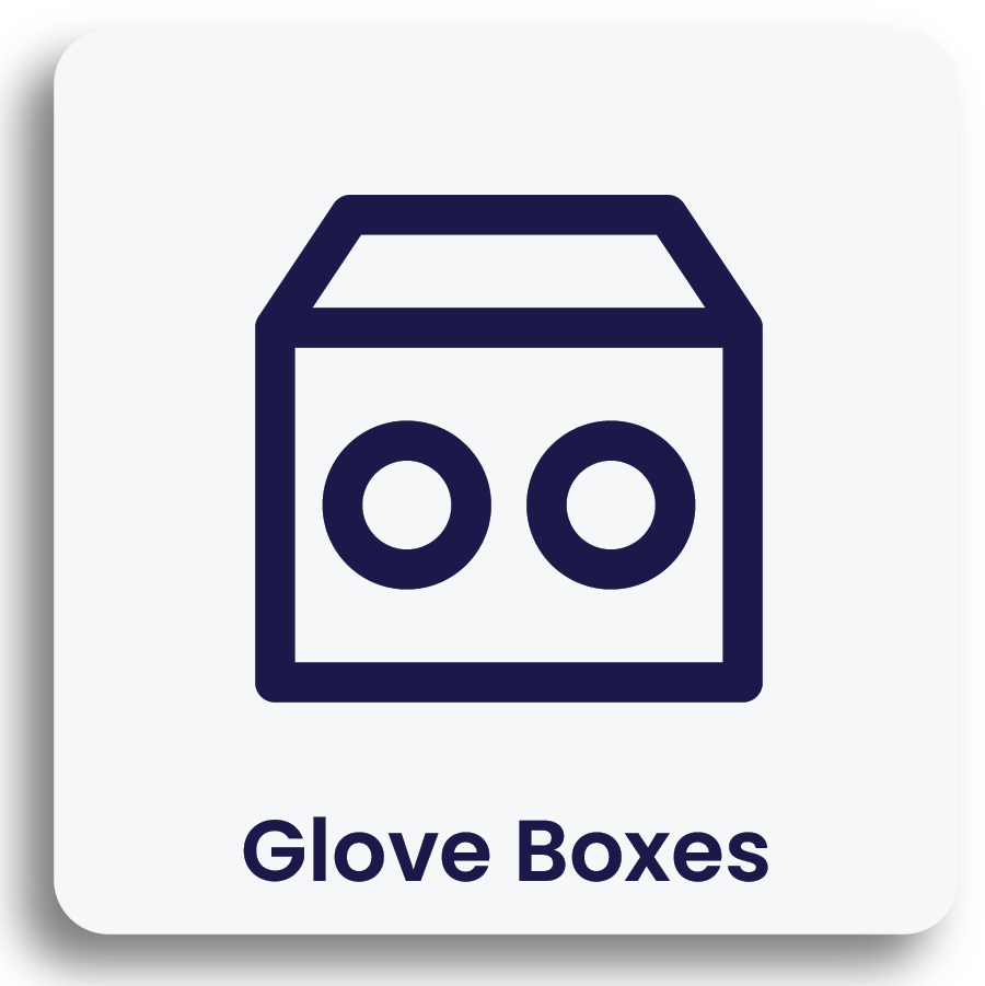 Glove Boxes - CGT