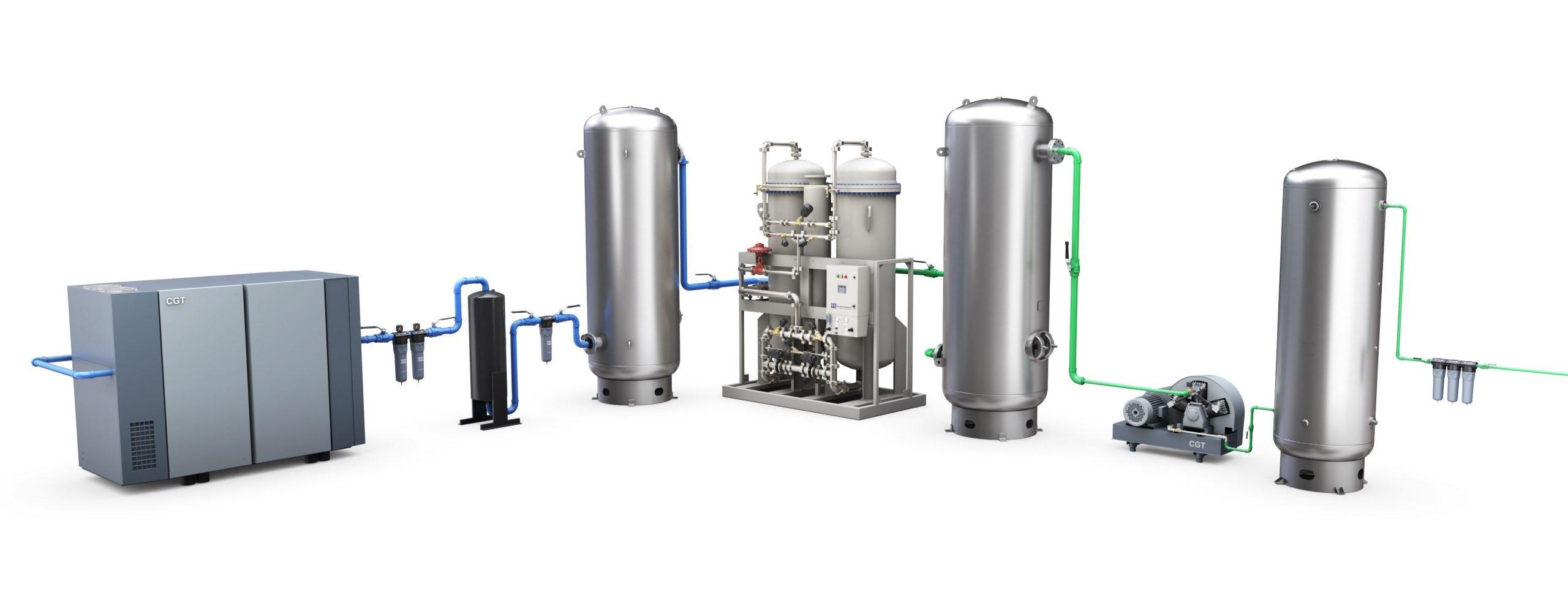 Nitro Generator CGT